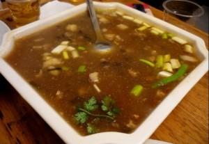 高老大牛肉胡辣汤的作法