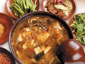 胡辣汤是哪的小吃
