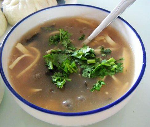 北舞渡胡辣汤的做法