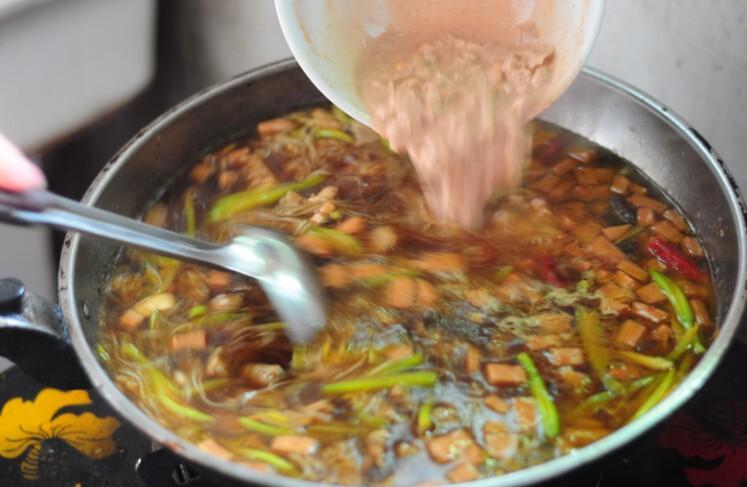 简单胡辣汤的做法