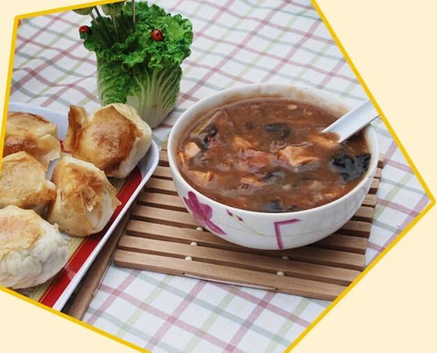 高老大正宗牛肉胡辣汤的做法