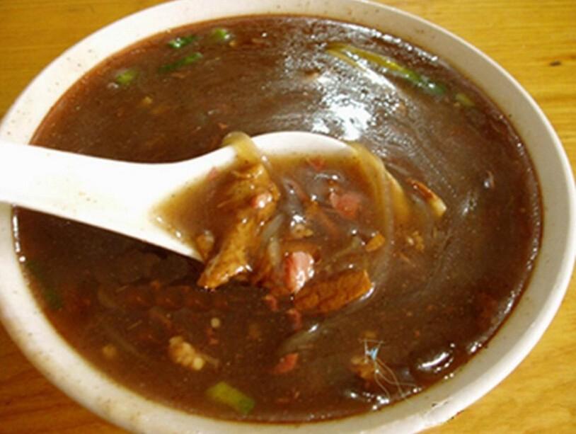 高老大羊肉胡辣汤的做法