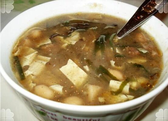 高老大素胡辣汤的做法