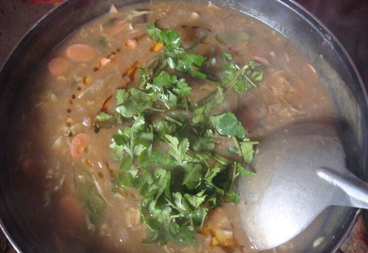 做胡辣汤的方法