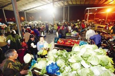 安徽滁州食品批发市场
