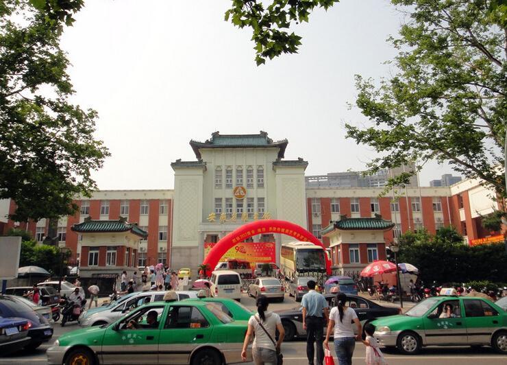 安徽安庆食品批发市场