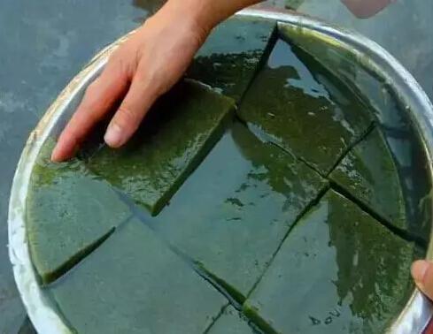 在农村'神仙豆腐'也是一道非常不错的美食