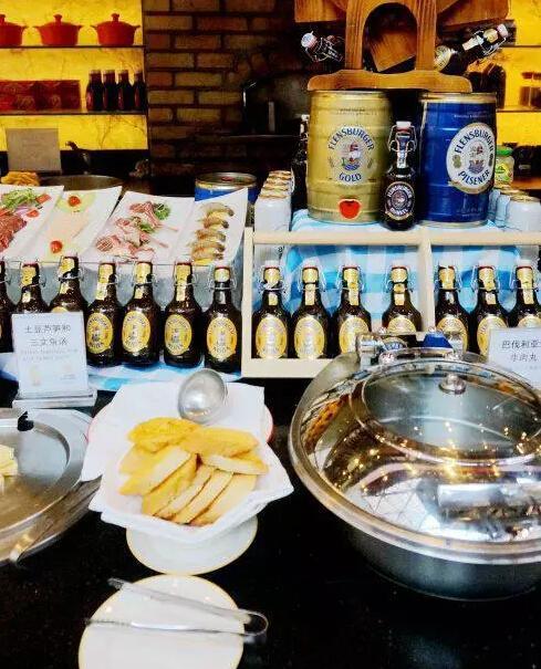 夏日最后一波啤酒狂欢:来自天庭的德国美食