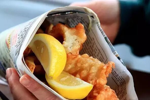 为你揭秘习大大访英点名要吃的炸鱼薯条