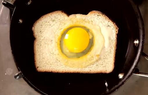 如何做出一道既适合吃又适合晒的早餐